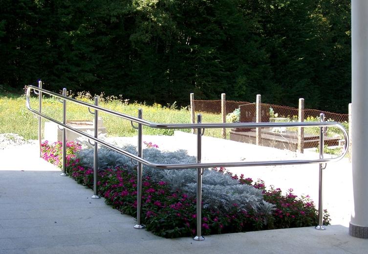 Inox ograda